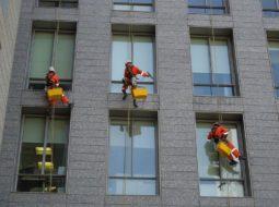Клининг фасадов