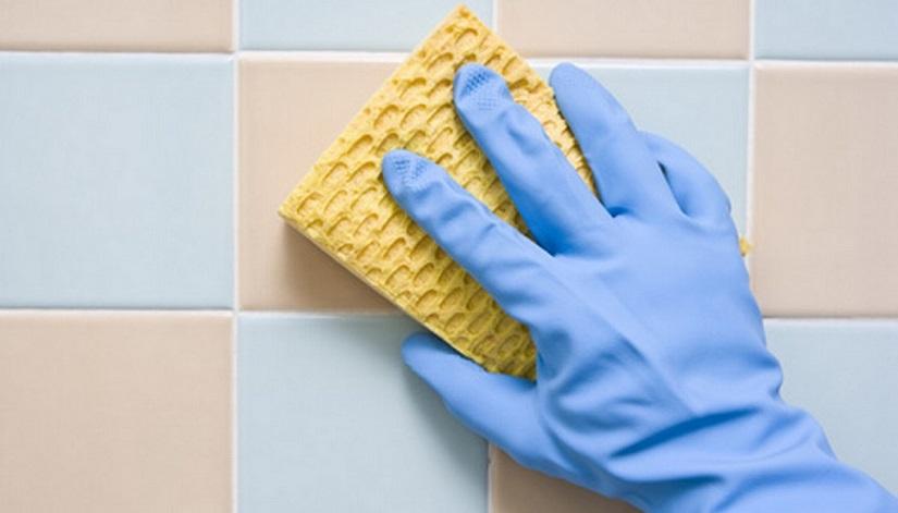 Как отмыть межплиточные швы