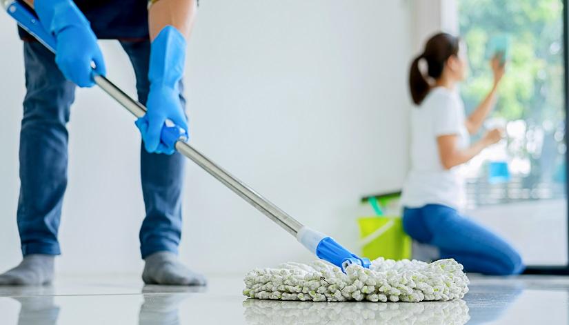 Помощь клининга — что решает профессиональная уборка