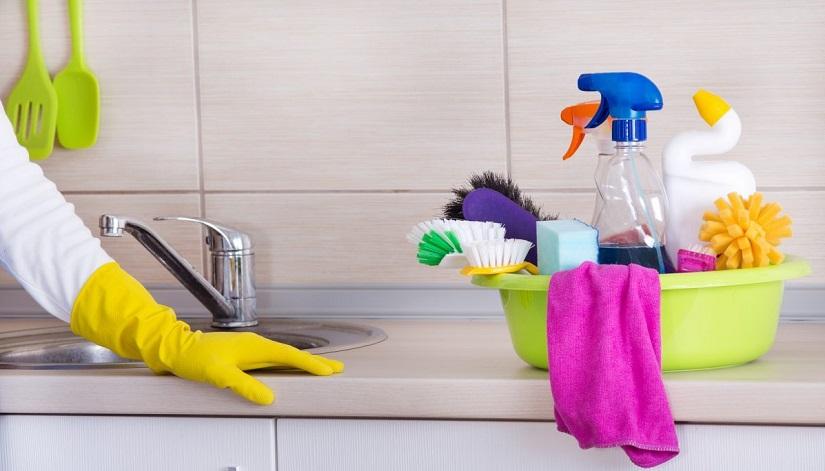 Современные средства для уборки