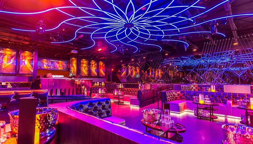 Уборка ночных клубов
